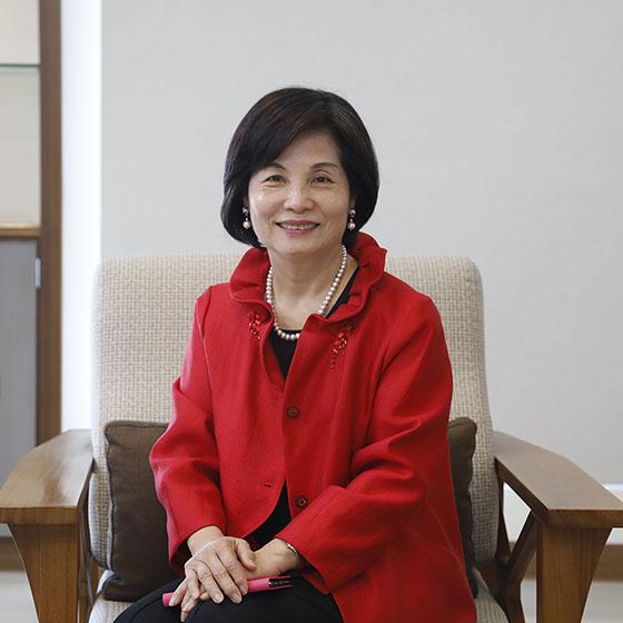 President Margaret Mei-Hua Chen, Ed.D.